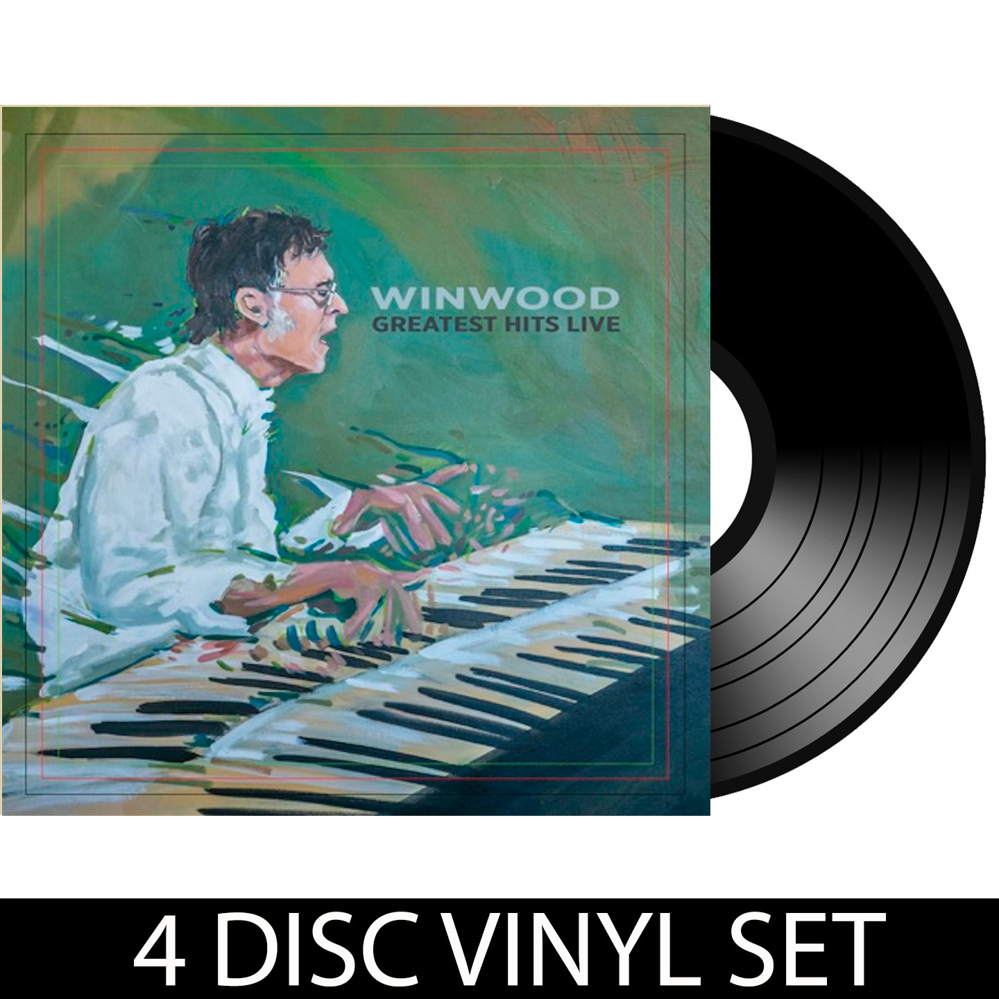 Steve Winwood: Winwood Greatest Hits - Live
